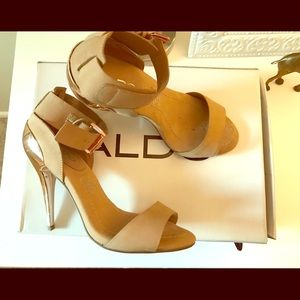 Aldo Medici Nude Heel